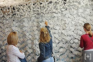 20,000 prayers and wishes added to the Wall of Hope at ArtPrize 2013